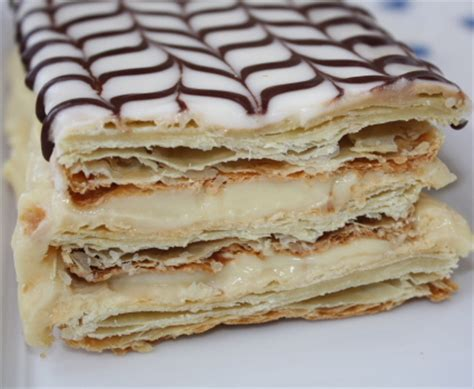 napoleon cake krem pita sparkle sisters secrets