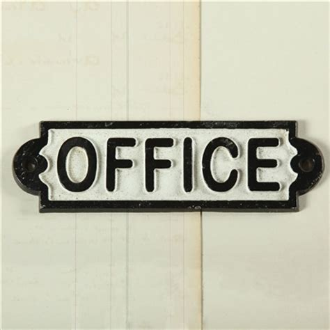 Office Signage by 289 Best Images About Vintage Signs New On