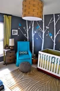 Baby Nursery Wall Murals 25 modern nursery design ideas