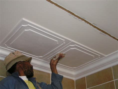 Ceiling Tile Board Paint And Waterproofing Services