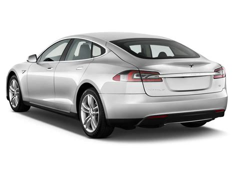 2015 Tesla Sedan Image 2015 Tesla Model S 4 Door Sedan Awd 85d Angular