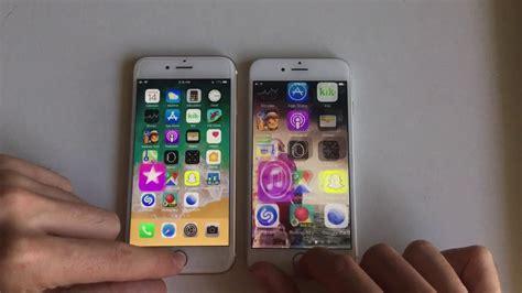 Iphone Xr Vs Iphone Xs 191 Cu 225 L Comprar Phim22 by Iphone 6 Ios 10 3 3 Vs 11 0 3