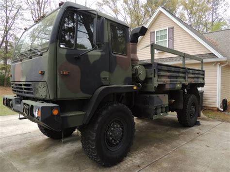military truck bed 1994 stewart stevenson m1078 lmtv military truck bring