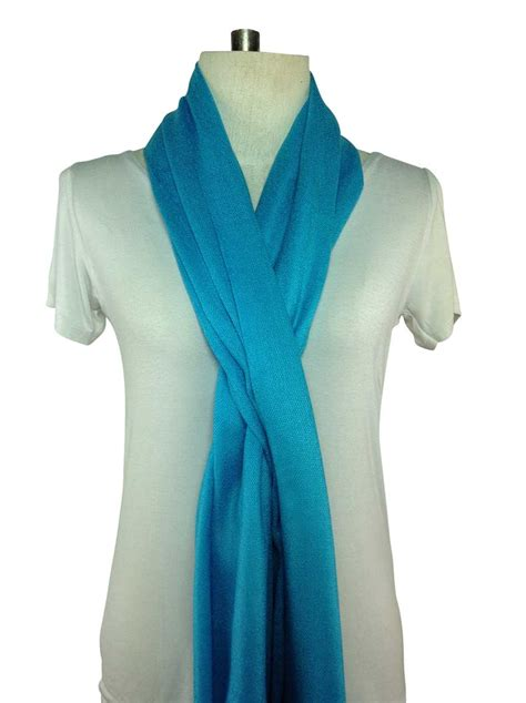 light blue scarf for a special deal on a beautiful light blue pashmina scarf