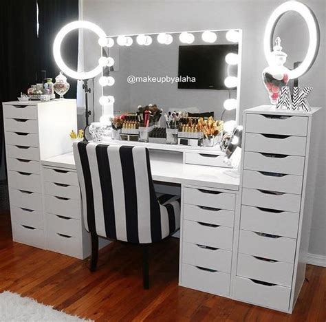 Best 25 makeup vanity organization ideas on pinterest vanity organization vanity decor and
