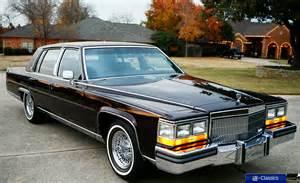 Cadillac 1989 Brougham 1989 Cadillac Fleetwood Brougham
