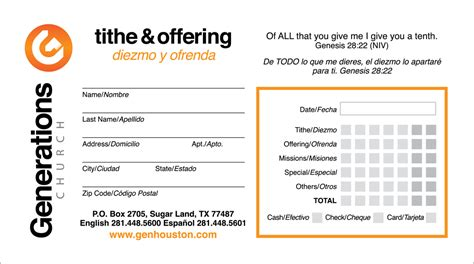 church offering envelope template myofferingenvelope printed offering envelopes