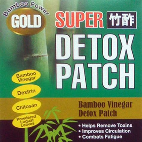 Gg Ca Bamboo And Herbal Detox Foot Patches by Gold Bamboo Vinegar Foot Detox Patches New Easy