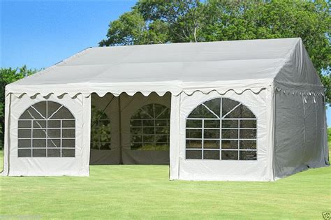 10 by 20 canopy tent 20 x 20 white pvc tent canopy