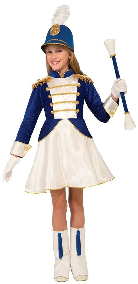 girls fancy dress halloween costumes the costume land kids drum majorette girls costume 27 99 the costume land