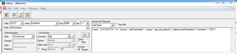 android http request android http post advanced request with on hostmac