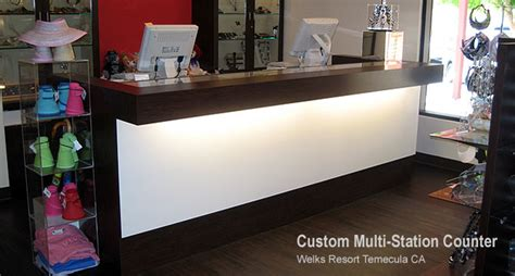 image detail for custom retail counters design a custom retail store counter work