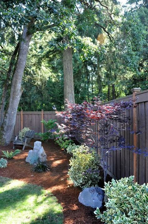 small backyard big ideas rainbowlandscaping s weblog this is perfect for the area around my pine tree where