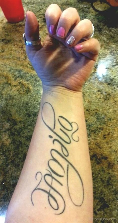 ambigram wrist tattoos ambigram tattoos designs pictures page 4