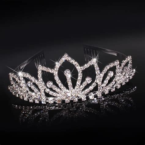 braut accessoires haarband braut haarreif tiara perlen strass bl 252 ten haarschmuck