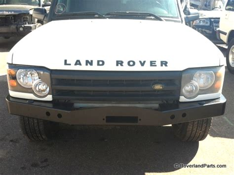 2004 land rover discovery front bumper land rover discovery 2004 front bumper