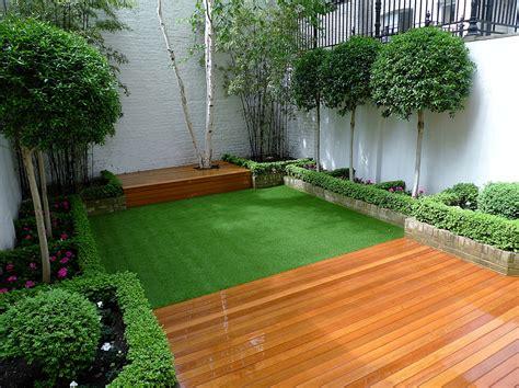 Patio Grass by Screen Garden Design Part 2