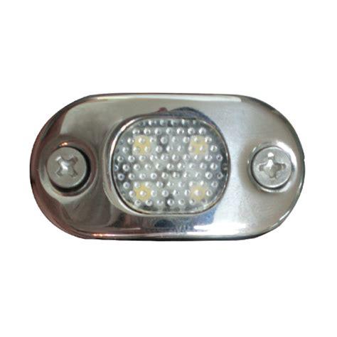 surface mount led lights 12v oblong led surface mount courtesy light itc rv