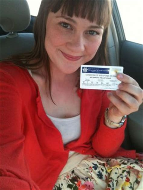 concealed carry permit story kellie mejdrich obtaining concealed weapons permit takes a lunch break