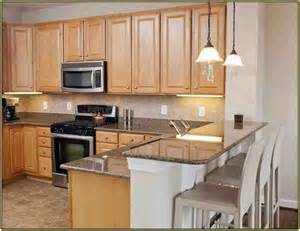 Maple Kitchen Cabinets With Granite Countertops Granite Countertops With Maple Cabinets Home Furniture
