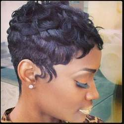 haircuts by black atl hair stylist betty boop hairdo nice hairstyles pinterest