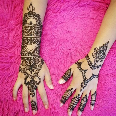 long pattern tattoo how long do henna tattoos last 75 inspirational designs