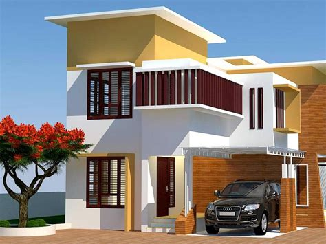 beautiful simple houses design white rock house ii modern exterior modern house exterior fresh house 3d 02 simple