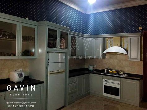 Lemari Finishing Duco finishing duco lemari dapur klasik kitchen set minimalis