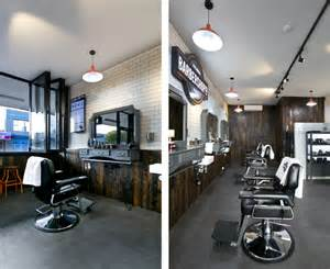 Rustic Interior Design Ideas spaceworks does the barbershop co spaceworks