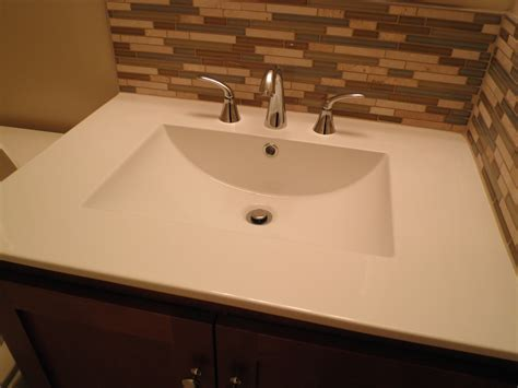 one piece bathroom sink and countertop bathroom sink countertop one piece best bathroom 2017
