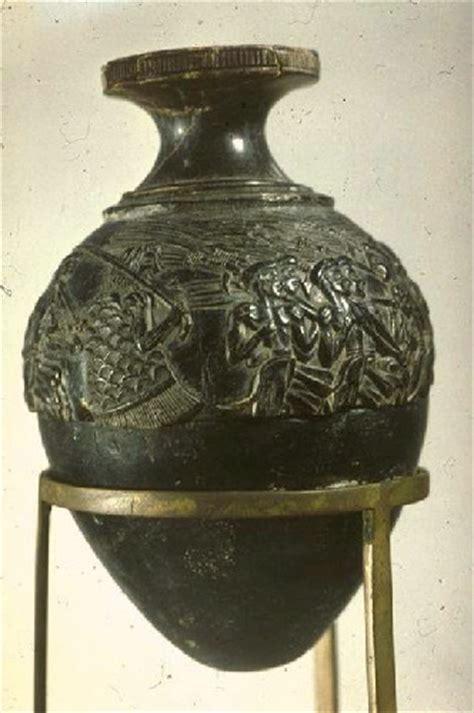 Harvester Vase by The Harvester Vase Steatite
