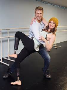 Health dancing with the stars amy purdy derek hough people com