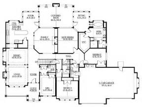 rambler floor plans with bonus room by builderhouseplans
