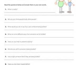 worksheet anti bullying week what is bullying