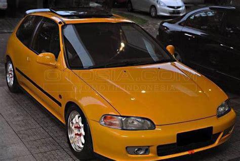 Sparepart Honda Civic Estilo mobil kapanlagi dijual mobil bekas semua kota