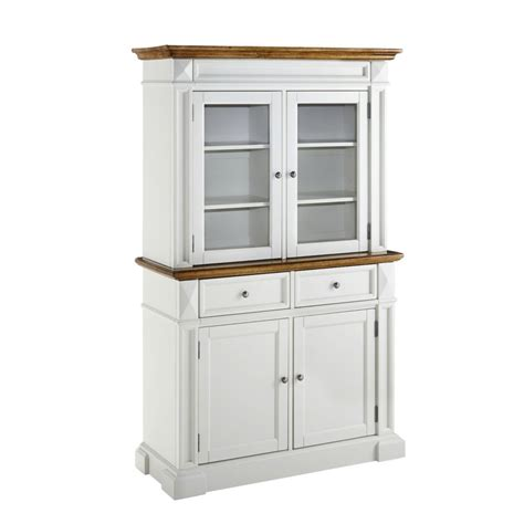 Home Depot Buffet Ls by Home Styles Americana Buffet And Hutch The Home Depot Canada