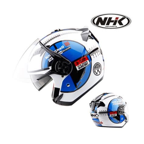 Helm Nhk R6 X 807 Se helm nhk gladiator safety rider pabrikhelm pabrikhelm jual helm murah