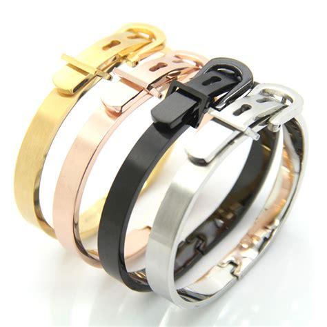 Fashion Bracelet A44773 Black aliexpress buy fashion brand jewelry bangle