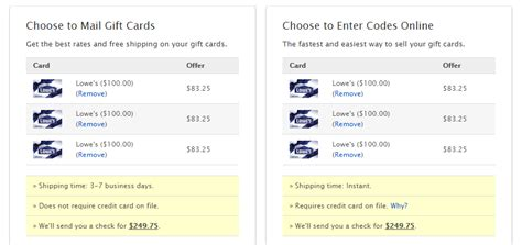 Sell Gift Cards Online Electronically Instantly - gift card bulk selling update chasing the points