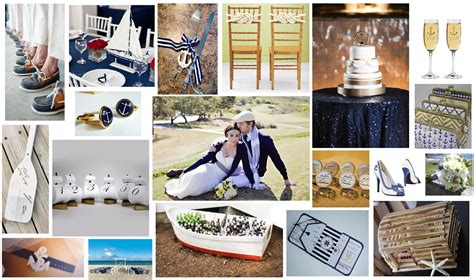 Nautical Decorations For Home Nautical Wedding Theme Board Perfect Pair