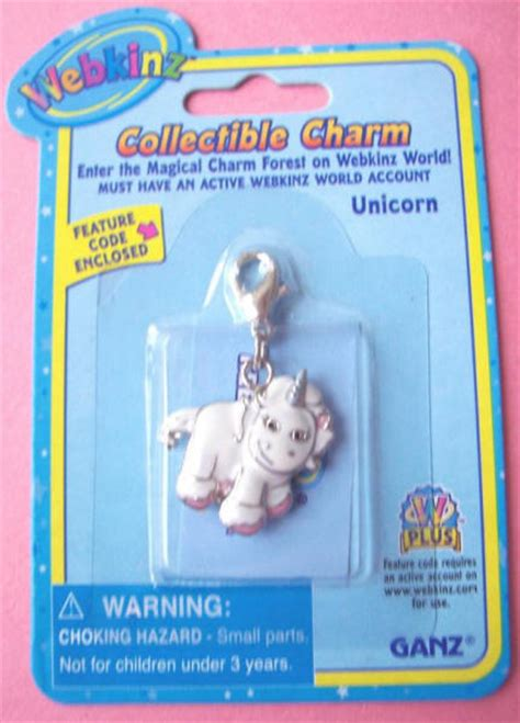 webkinz golden retriever names webkinz charms unicorn charm