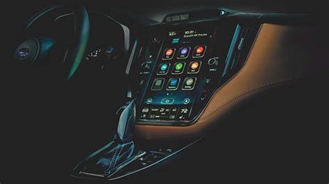 When Will The 2020 Subaru Legacy Go On Sale by The 2020 Subaru Legacy Will Feature A Infotainment Screen