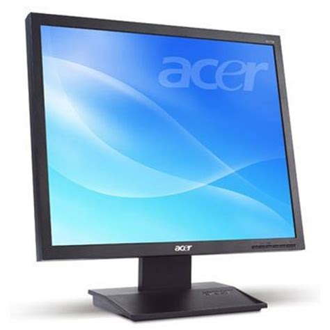 Monitor Lcd Acer V173 acer v173 price specifications features reviews