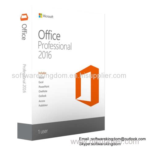 Microsoft Office Fpp microsoft office 2016 professional fpp activation key products china products