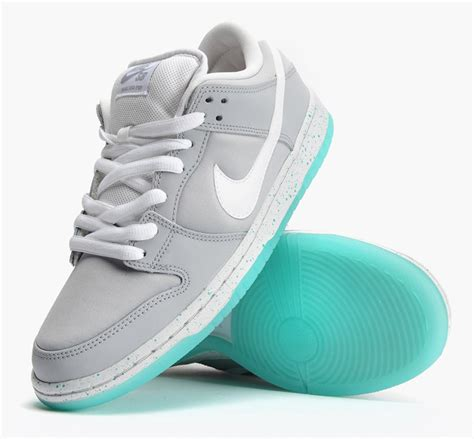 Nike Air Mcfly To Be Released by Release Date Nike Sb Dunk Low Mcfly Sole Collector