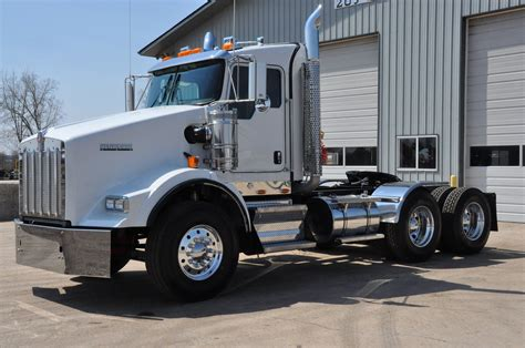 kw t800 for sale 2016 kenworth t800 day cab white