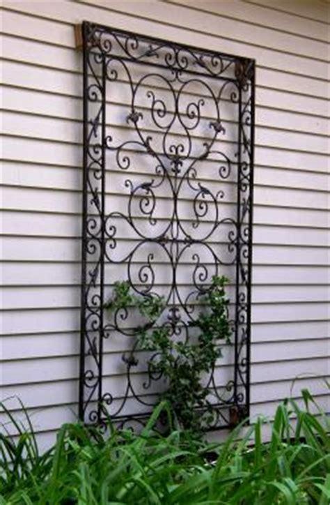 Ideas For Metal Garden Trellis Design Garden Trellis Design Ideas Lovetoknow
