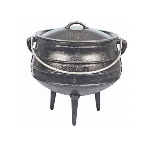 A Pot And A Cast Iron Alibi by Cast Iron Pots