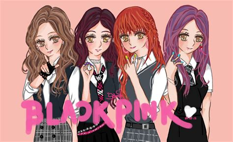 blackpink variety black pink as if it s your last by she be on deviantart