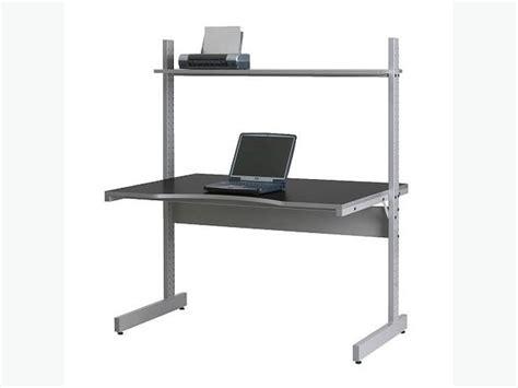 ikea jerker desk black grey kanata ottawa mobile